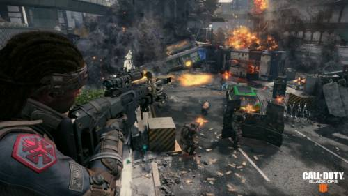 Screenshot aus der Mehrspieler-Beta von Call of Duty: Black Ops 4