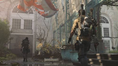 Screenshot aus dem E3-2018-Trailer von The Division 2