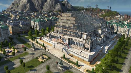 Anno 1800 - Screenshot eines Monuments