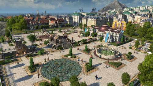 Anno 1800 - Screenshot eines Museums