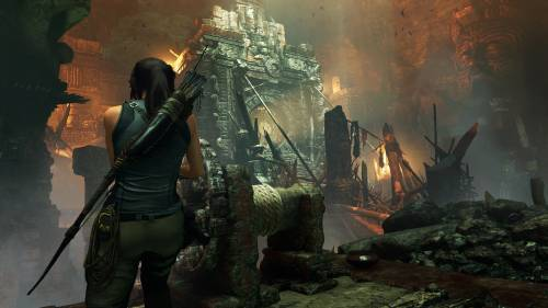 Shadow of the Tomb Raider - Screenshot