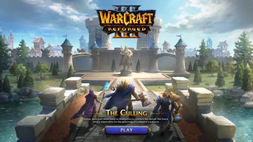 Warcraft 3: Reforged - Screenshot