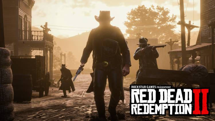 Red Dead Redemption 2 - Red-Dead-Online-Beta im November 2018