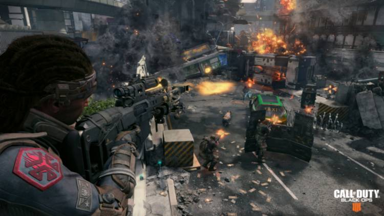 "Call of Duty: Black Ops 4 - Battle Royale-Ableger ""Blackout"" im September spielbar"