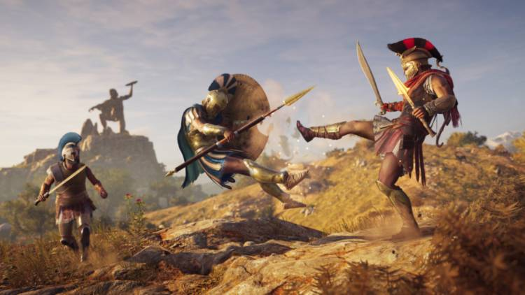 Screenshot aus Assassin's Creed Odyssey