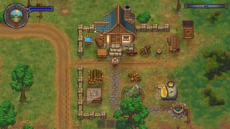 Graveyard Keeper - Version 1.024 ab sofort zum Download