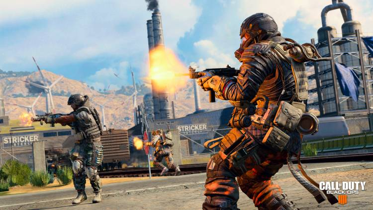 Call of Duty: Black Ops 4 - Launchtrailer stimmt auf Release ein