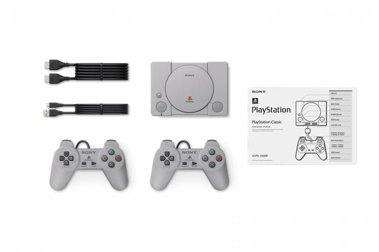 PlayStation Classic Bundle Inhalt
