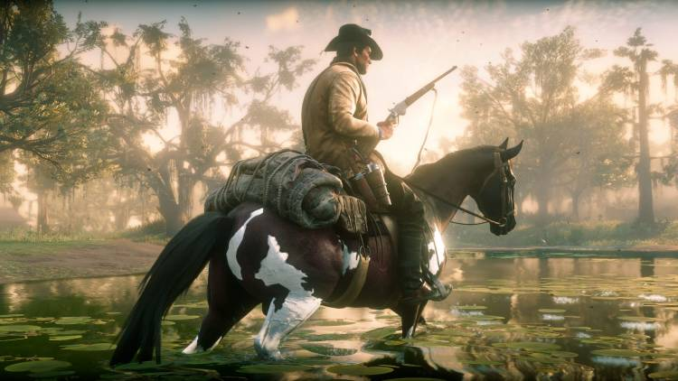 Red Dead Online Beta - Update erweitert Red Dead Online um Battle-Royale-Modus