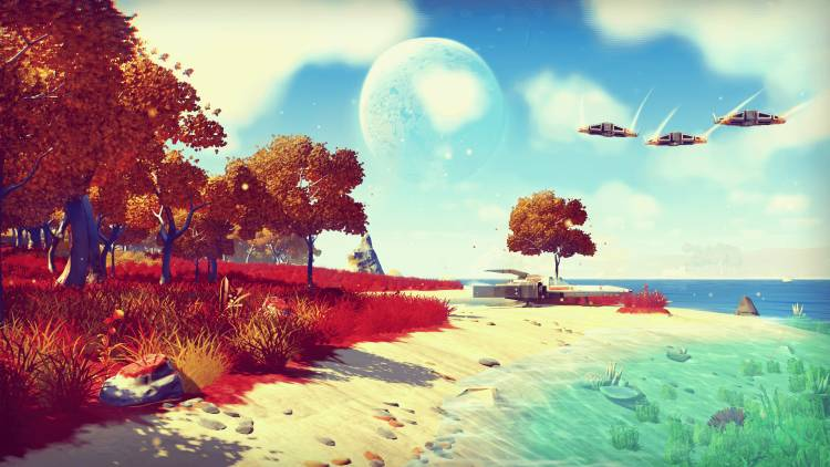 No Man's Sky - Riesen 3-in-1-Update angekündigt