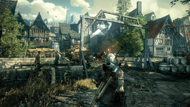 The Witcher 3: Wild Hunt - PC-Patch 1.05: Riesen-Update zum Download