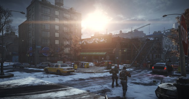 The Division - Gameplaypremiere auf der Xbox One