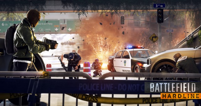 Battlefield: Hardline - 12 Minuten Singpleplayer im Video