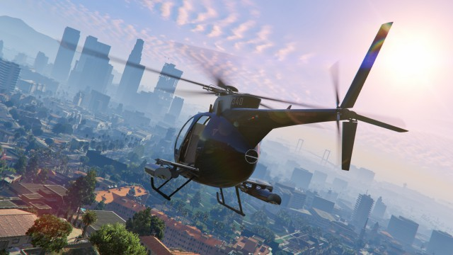 GTA V - 16 neue Screenshots aus der PlayStation 4-Version