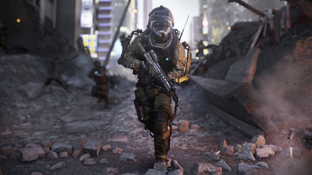Call of Duty: Advanced Warfare - Empfohlene Systemanforderungen