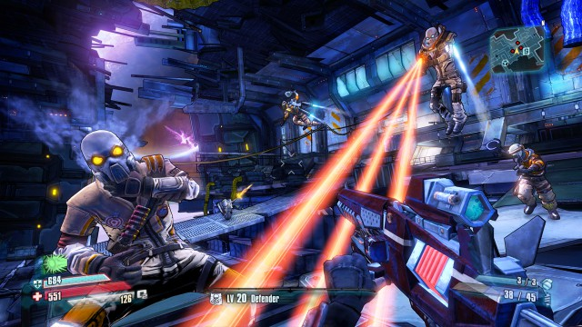 Borderlands: The Pre-Sequel - Easter-Egg: Tassiter zieht über `Big Bang Theory` her