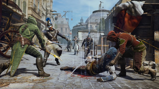 Assassin`s Creed Unity - NVIDIA-exklusive Grafikeinstellungen im Trailer