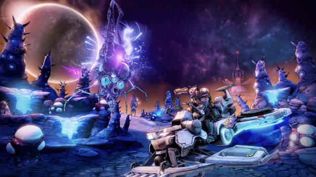 Borderlands: The Pre-Sequel - Erste Patches für Xbox 360, PS3, Steam